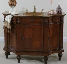 AFD Hyde Park  Inch Vintage Vanity Bathroom Vanity - 48 bathroom vanity antique white