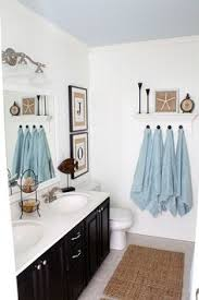 Coastal Bathroom Accessories by Kids Bath Accessories Collections With Sea Horse Design And Sea