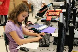 Sprint Wants To Help Close The      Homework Gap          Starting In Kansas     As more teachers assign homework that requires going online  students without internet access at home fall farther behind