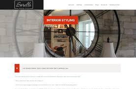Interior Designer Website by Website Archives Cribb Design
