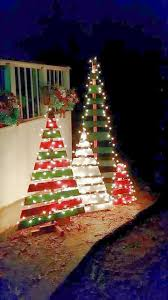Christmas Yard Decoration Images 281 Best Christmas Outdoors Images On Pinterest Christmas Ideas