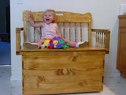 woodware child u0027s bench toy box