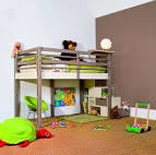 Furniture Home Idea | Space Saving Solution for Kids Bedroom Design