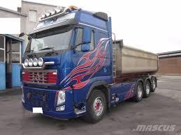 2009 volvo truck used volvo fh 520 tridem lastväxlare tow trucks wreckers year