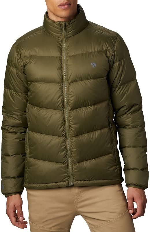 Mountain Hardwear Mt. Eyak Down Jacket Combat Green Extra Large OM8278353-XL