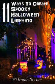 443 best halloween decorating ideas images on pinterest