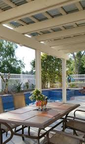Outdoor Patio With Roof by What Are Your Options With A U201cfixer Upper U201d Patio Cover Valley News