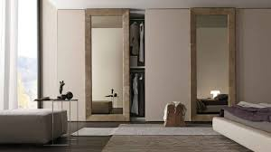 Wardrobes With Sliding Doors Furniture Beautiful A Mirror Glass Sliding Doors Wardrobe Ideas