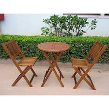 Wood Patio Furniture Sets - patio 16 patio furniture sets with back to post outdoor patio