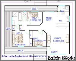 wombat 121 3 bedroom studio grannt flat kit home singe level