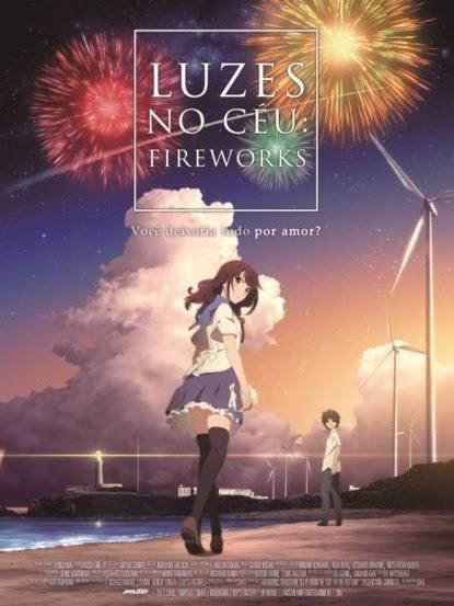 Resultado de imagem para fireworks anime