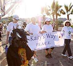 Kaity     s Way   P E A C E   Teen Dating Violence in AZ lead ins  current events