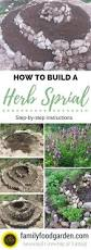 garden rockery ideas 25 best herb spiral ideas on pinterest spiral garden how to