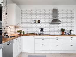 Backsplash For Kitchens Kitchen Amazing White Tile Kitchen Backsplash Contemporary Home