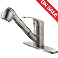 kitchen sink faucets amazon com kitchen u0026 bath fixtures