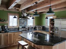 pendant lights for kitchen island with rustic lighting to rustic