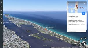 Palm Island Florida Map by Google Earth Feeds Your Wanderlust With U0027voyager U0027 Stories