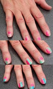 easy d i y nail art crackle nail polish tutorial