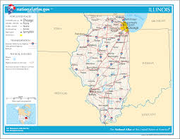 Map Of Wisconsin And Illinois by Geography Of Illinois Wikipedia