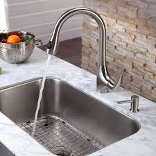 Replacing Kitchen Faucet Extraordinary How To Install Kitchen Faucet With Undermount Sink