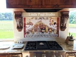 Kitchen Backsplash Mural Stone by 42 Best Kitchen Backsplash Ideas And Designs Images On Pinterest