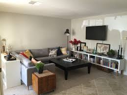 beautiful minimalist room featuring ikea nordli bed and an ikea