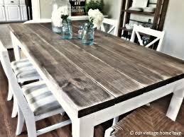 Antique Dining Room Tables by Our Vintage Home Love Dining Room Table Tutorial