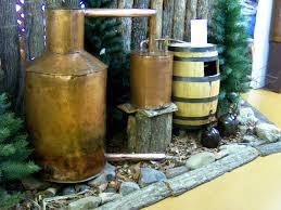 Distillazione clandestina