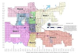 Oklahoma City Map I Guess There Are Some City Elections Today U2026 The Lost Ogle