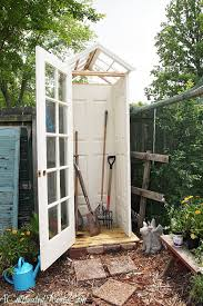 Backyard Storage Building by 25 Creative Ways To Make The Most Of A Tiny Backyard Repurpose