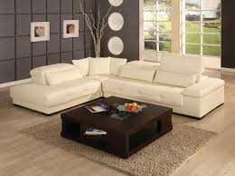 Most Comfortable Sectional by White Modern Leather Sectional Sofa Couch S3net Sectional