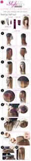 Human Hair Glue In Extensions by Best 25 Glue In Extensions Ideas On Pinterest Glue In Hair