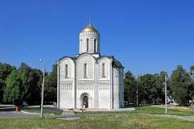 Catedral de San Demetrio de Vladímir