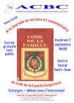Débat sur le code de la famille congolais