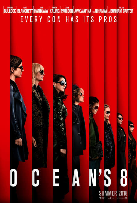 Click to preview: Ocean's 8