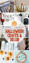 halloween crafts with candy non spooky halloween crafts and decor yellow bliss road