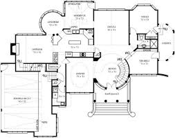 Two Story House Floor Plans Winsome Ideas Luxury Home Designs And Floor Plans Villas Plan