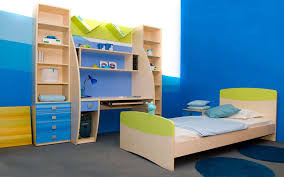 bedroom marvelous space saving ideas for small kids bedrooms blue