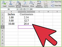 50 Sq M To Sq Ft 3 Ways To Convert Measurements Easily In Microsoft Excel Wikihow