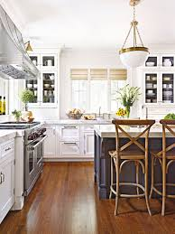 how to turn narrow galley kitchen into an small family space