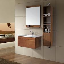 Bathroom Vanity Ideas Bathroom Appealing Bathroom Vanity Ideas With Floating Wood Sink