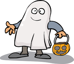 halloween ghost clipart black and white free halloween clip art black and white free clipart clipartix