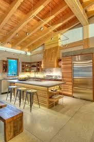 Track Lighting For Kitchens by Vaulted Ceiling Lighting Ideas Modern Kitchen Lighting Solutions
