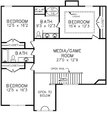 Huntington Floor Plan Southland Custom Homes Print Floorplan
