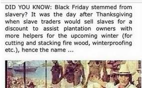 The History Of Thanksgiving Video How Did U0027black Friday U0027 Get Its Name
