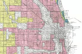 Chicago On The Map by How Redlining Segregated Chicago And America Chicago Magazine