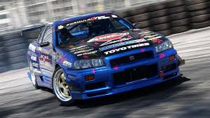 nissan skyline drift car nissan skyline r34 gt r drifting cars wallpaper 133732