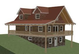 One Level House Plans With Basement Walkout Basement Home Designs Home Design Ideas