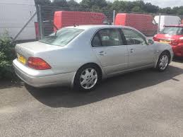 white lexus for sale in ireland used lexus ls for sale rac cars