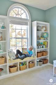 Ikea Bookshelves Built In by Best 25 Diy Bookcases Ideas On Pinterest Bookcases Diy Living